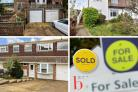 Properties you can buy with the 5% deposit scheme in and around Brighton (all images Zoopla).