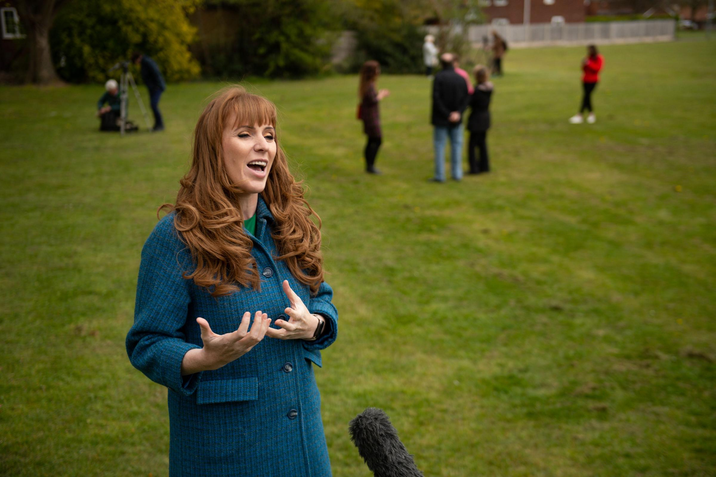 Angela Rayner says Labour has 'talked down' to voters for too long