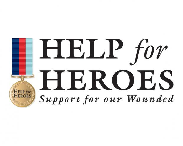 Wiltshire Times: Help for Heroes riders will pause at The Cenotaph in London on Sunday to pay their respects