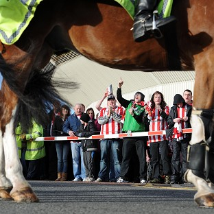 24 arrested after derby day trouble