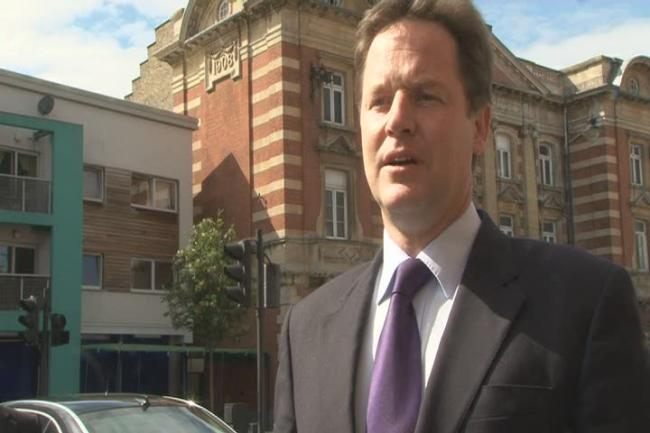 Clegg knocks Wiltshire Council over car park charges