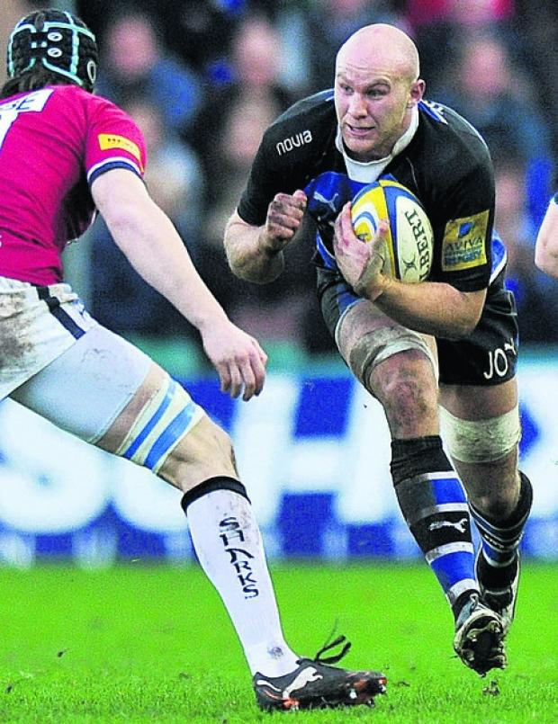 Josh Ovens starts for Bath tomorrow