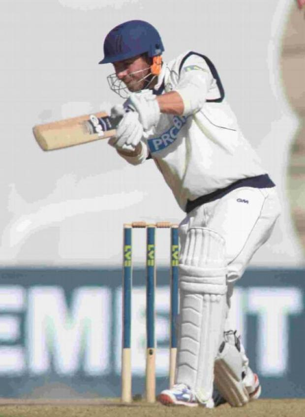 Wiltshire Times: James Vince