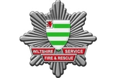 Blaze extinguished at West Ashton farm