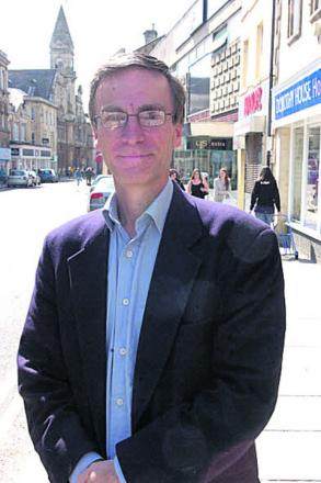 Dr Andrew Murrison, MP for West Wiltshire