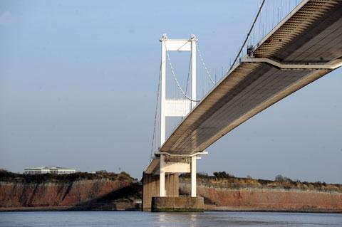 Wiltshire Times: The M48 Severn Crossing