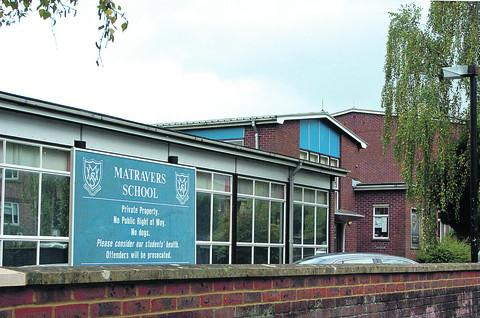 Matravers School is to benefit from a Westbury Area Board grant