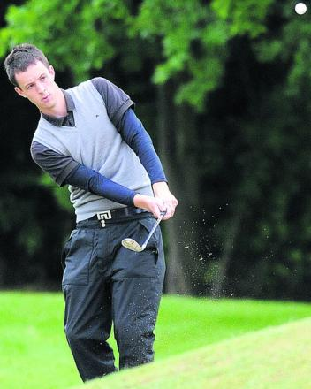 Bowood's Garry Slade claimed two wins on the opening day