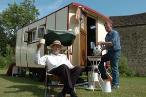Caravan fans turn back the clock | Wiltshire Times