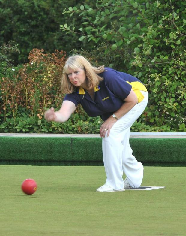 Wiltshire Times: Alex Jacobs was a Wiltshire winner in their Johns Trophy defeat