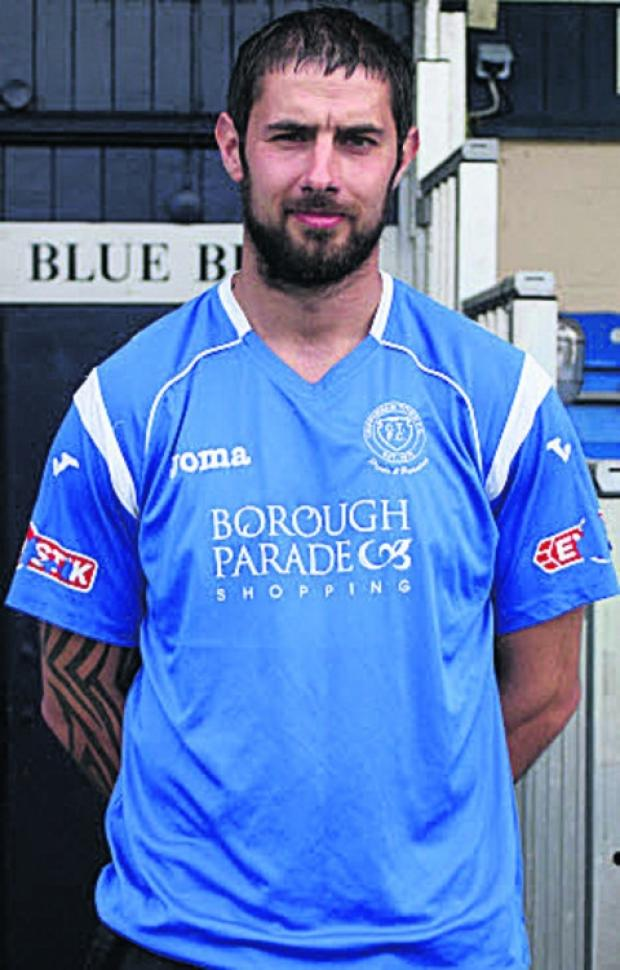Shaun Lamb has moved on from Chippenham Town