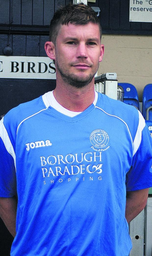 Chippenham skipper Scott Rogers