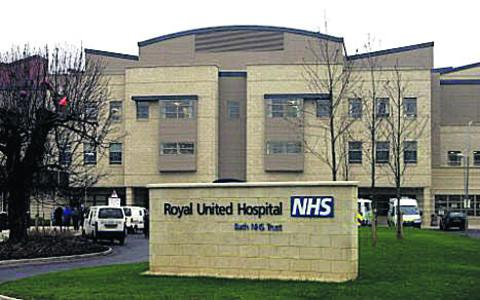 The Royal United Hospital, Bath