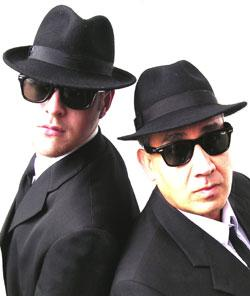 Chicago Blues Brothers  56f0d8c93a7