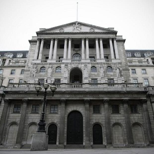The Bank of England is expected to cut its growth forecasts to near zero