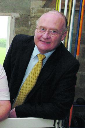 Richard Gamble, Wiltshire Council's cabinet member for schools