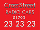 Cross Street Radio Cars