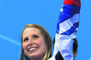 PARALYMPICS: Stephanie salutes impact of Games