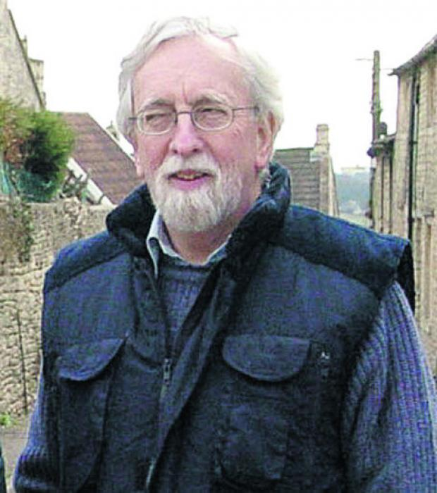 Dick Tonge, Wiltshire Council's Cabinet member for transport, is backing improvements to the county's railway stations