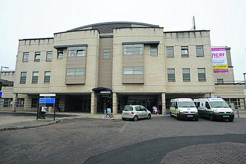 The Royal United Hospital in Bath has been awarded £555,400, which will be used to refurbish Combe Ward