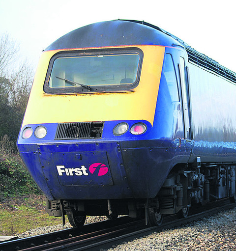 All aboard to rescue Wiltshire service