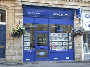 Wiltshire Times: Kingstons Estate Agent Trowbridge