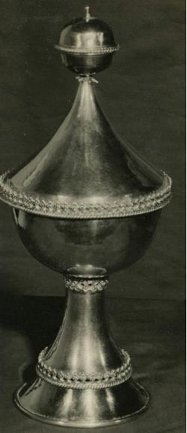 The Lacock Chalice can be sold for £1.3 million after a Consitory Court ruling