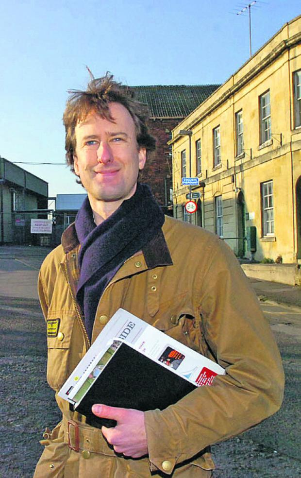 Wiltshire Times: Angus Horner says he is relieved and delighted