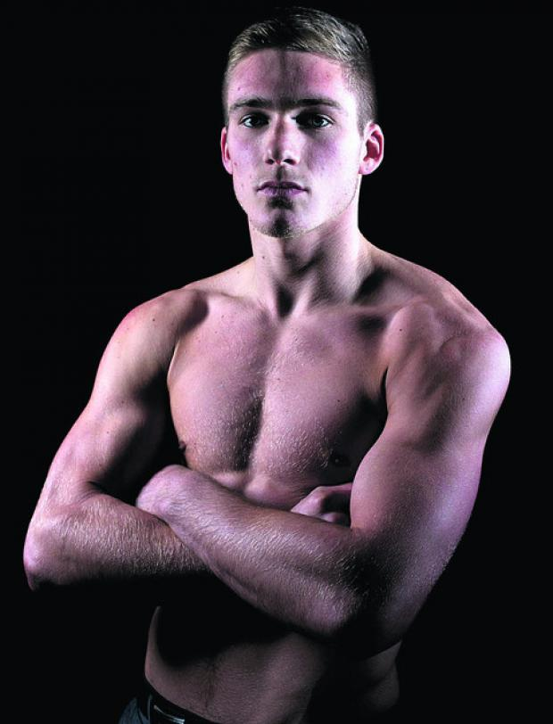 Nick Blackwell goes for British and Commonwealth title glory tomorrow night