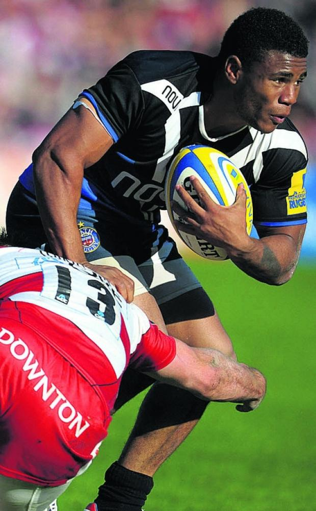 Kyle Eastmond is included in the England Saxons squad
