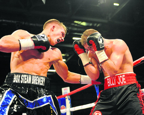 BOXING: Blackwell's ring return confirmed