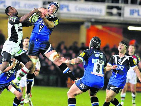 RUGBY: Attwood ready to tackle Sharks task