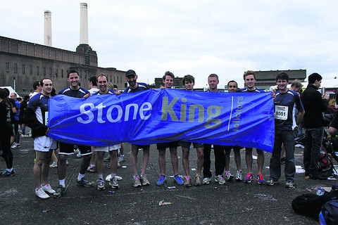 The Stone King team