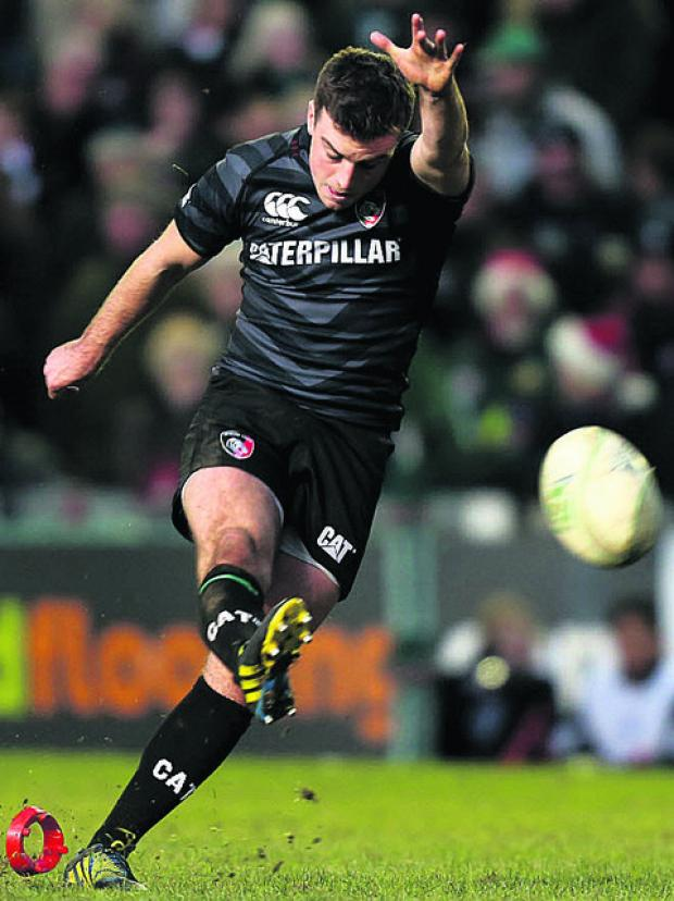 Wiltshire Times: George Ford