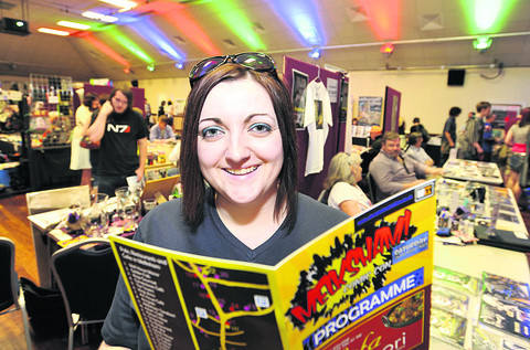 Comic convention back for second year