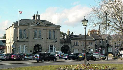 Wiltshire Times: Melksham's weekly market could be moved to the Market Place in a bid to attract more shoppers