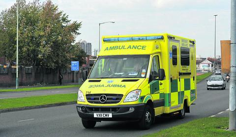 New ambulance response times to be set in Wiltshire as targets missed