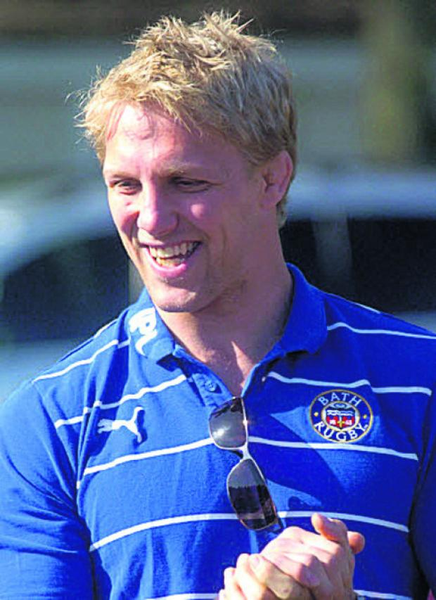 Wiltshire Times: Lewis Moody