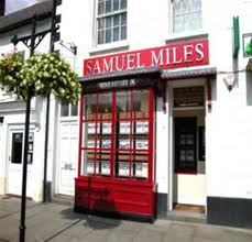 Wiltshire Times: Samual Miles estate agent Wooton Bassett