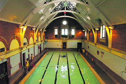 A survey found overwhelming support for keeping Westbury's Victorian swimming pool in use