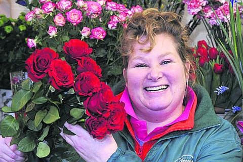 Jacqui Mehrez of Neston Flowers