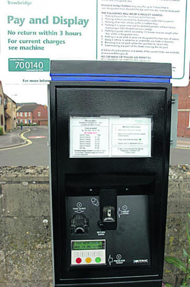 Targets for car parking failing