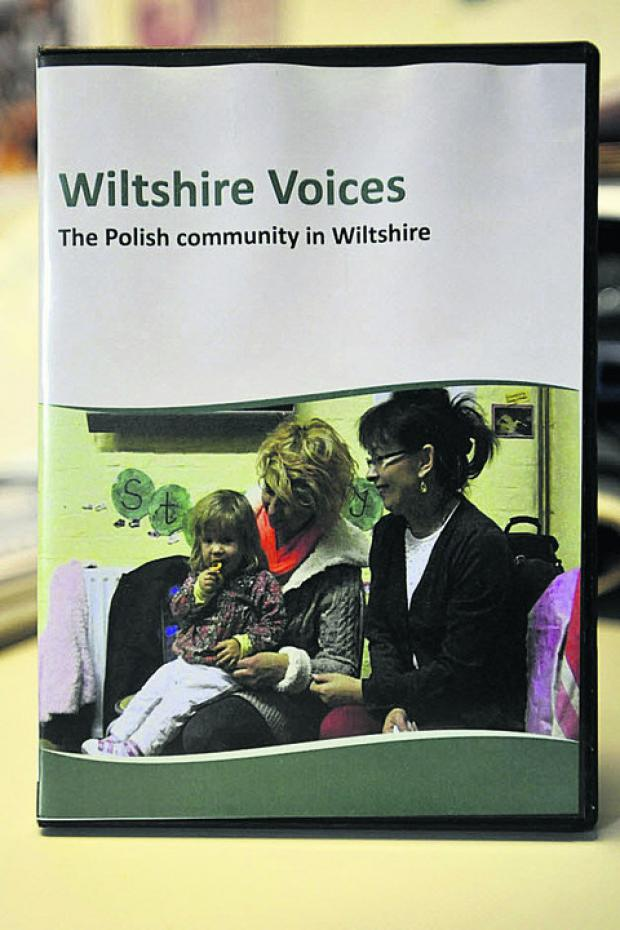New DVD to voice Wiltshire's elderly views