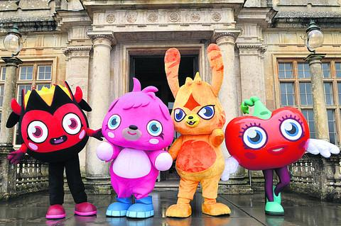 Moshi Monsters On Their Way To Longleat Wiltshire Times