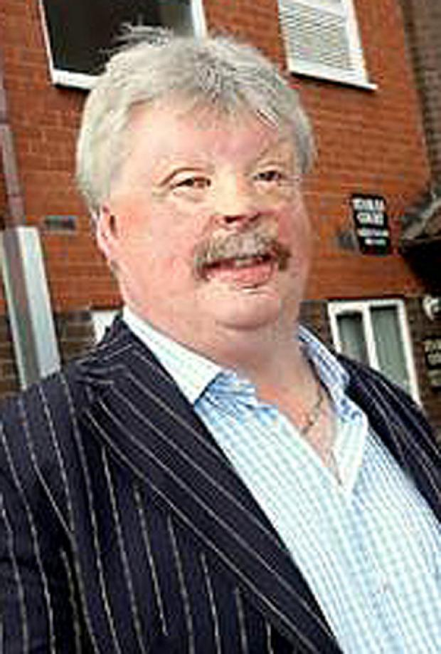 Wiltshire Times: Falklands veteran and businessman Simon Weston is backing the Disability Confident roadshow at Steam, Swindon