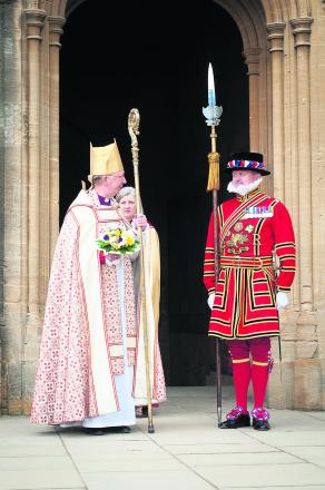 A talk about the Queen's Bodyguard of the Yeomen of the Guard was enjoyed at a meeting of North & West Wiltshire National Trust Association