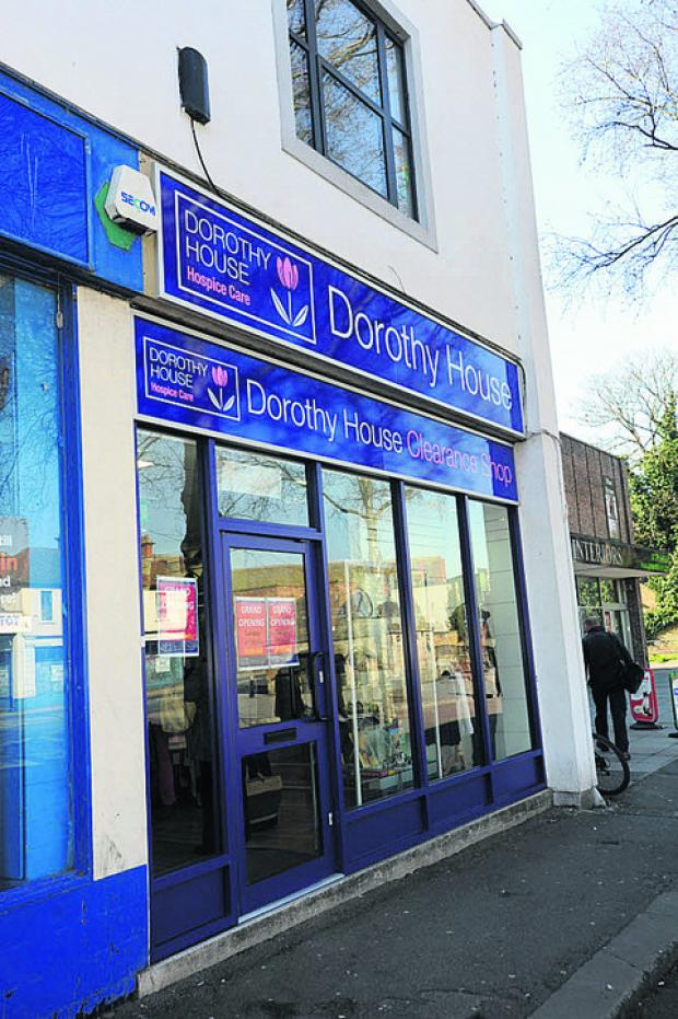 Wiltshire Times: The new Dorothy House store