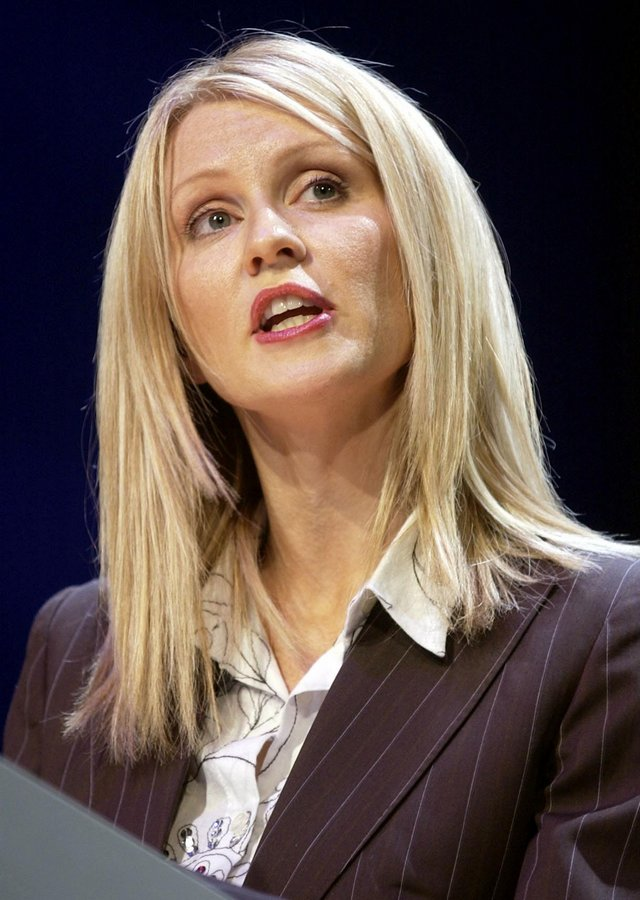 Minister for Employment Esther McVey