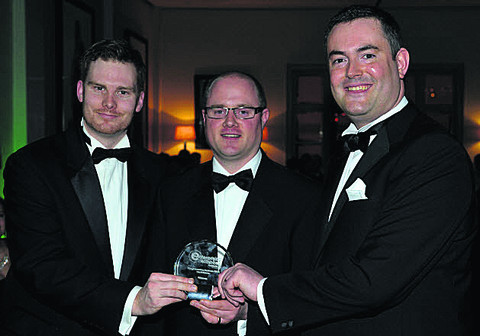 Melksham software firm wins innovation award