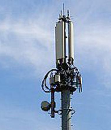 Mobile phone mast for Seend Cleeve